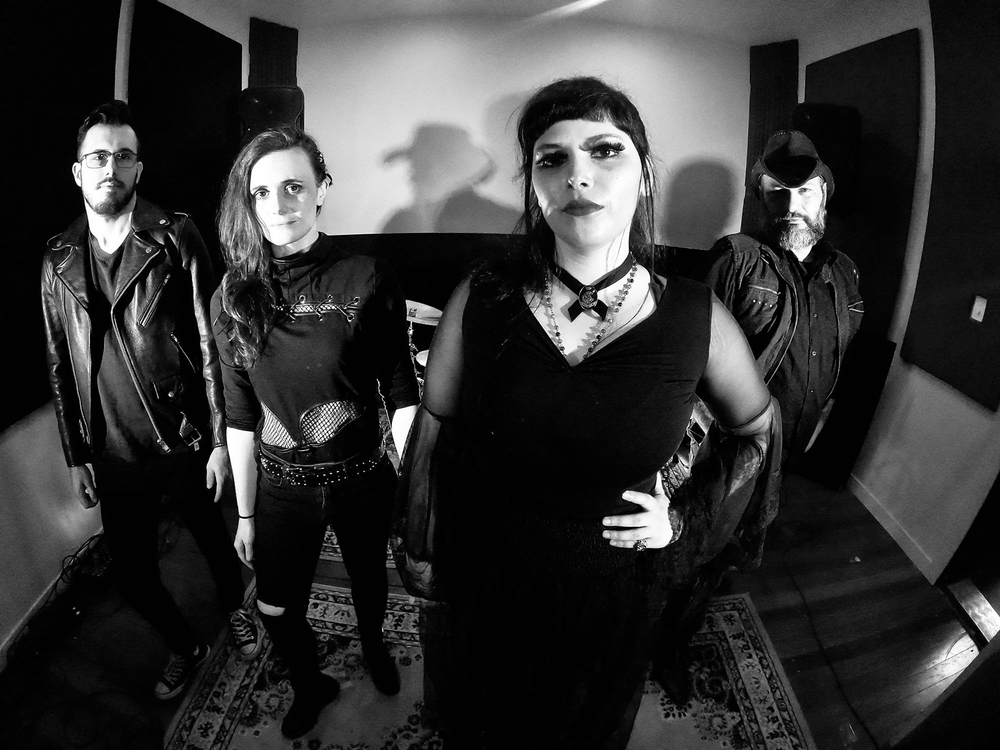 Mish Sharma excoriates her pain in Bris rock powerhouse Torizon's 'Find My Way Out'