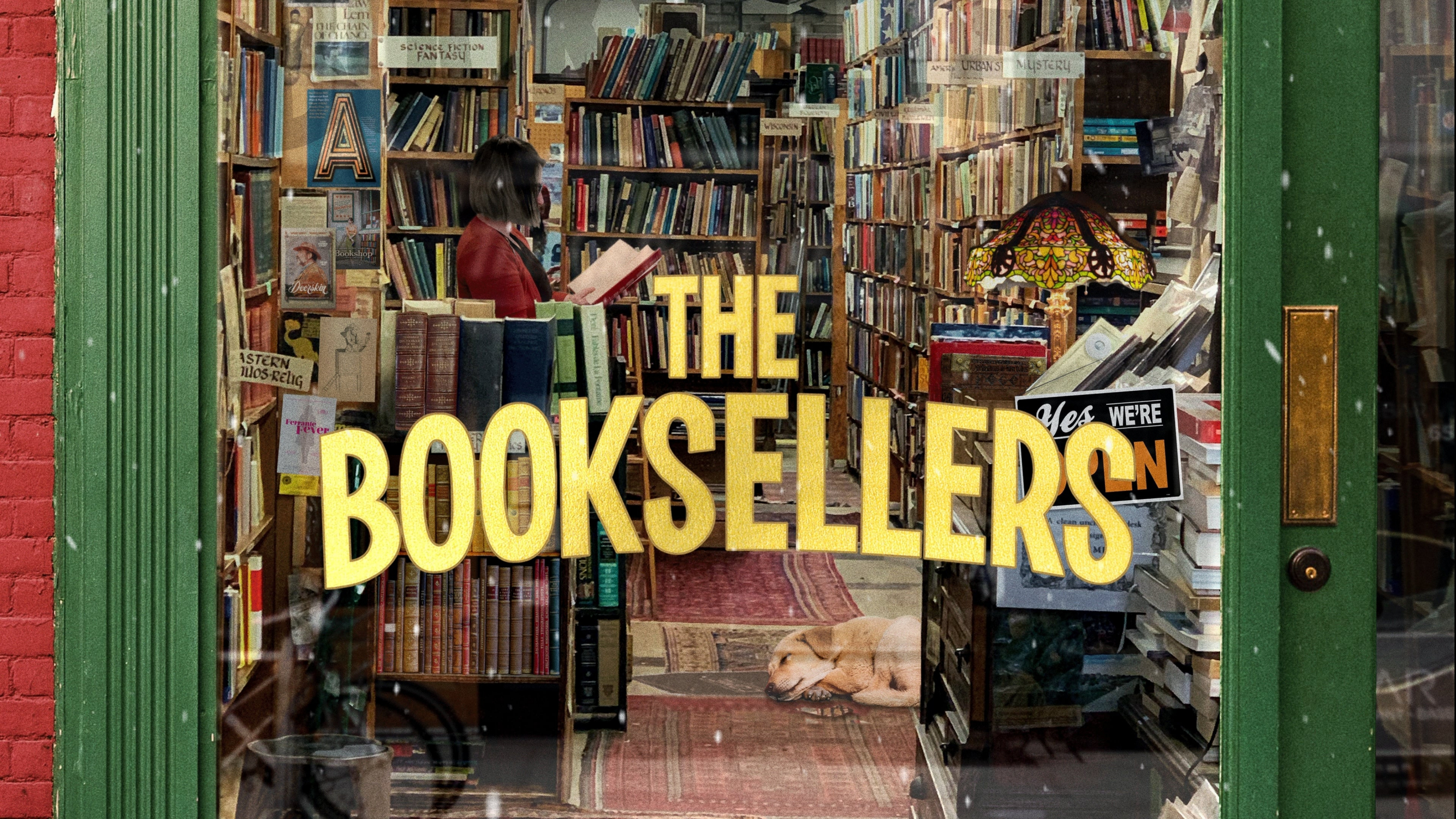 The Booksellers — Palace Cinemas — July 2020