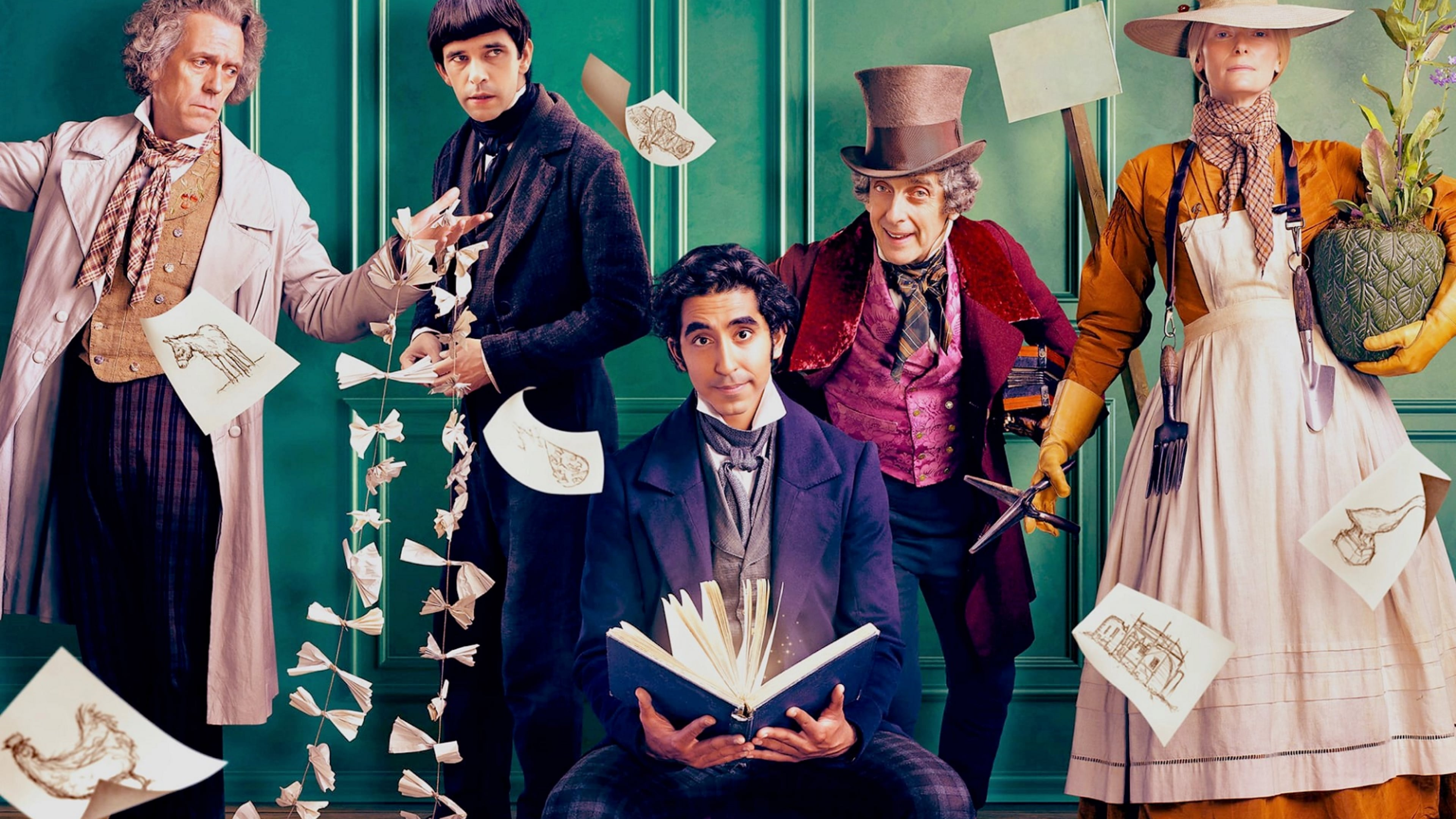 The Personal History of David Copperfield — July 2020