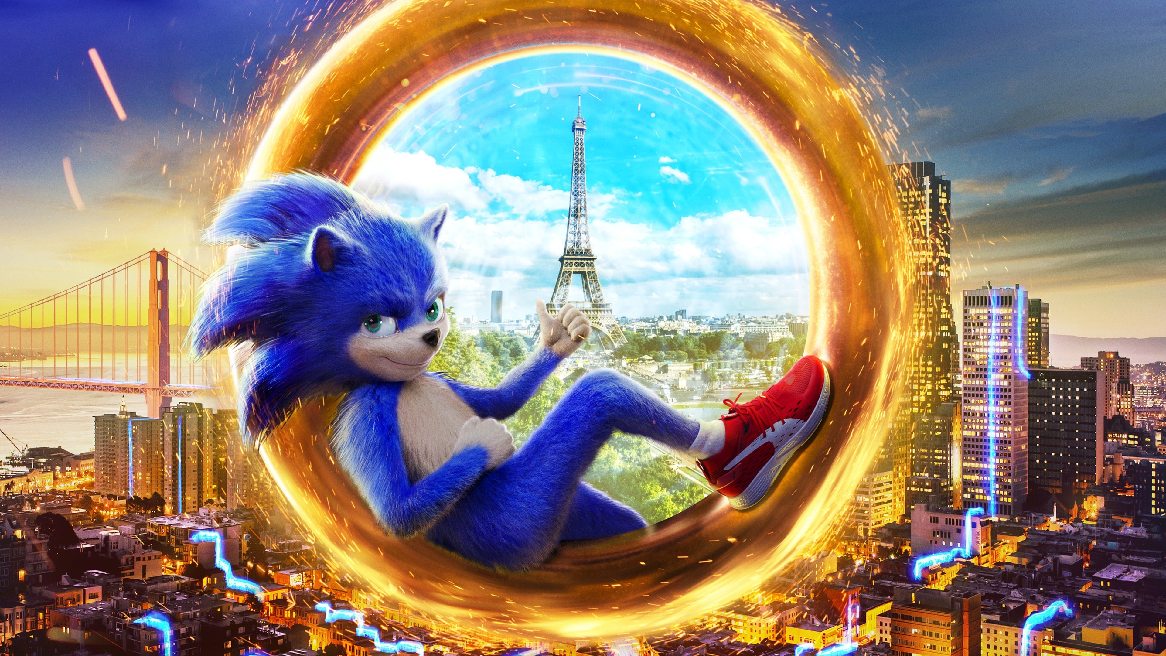 Sonic the Hedgehog — July 2020