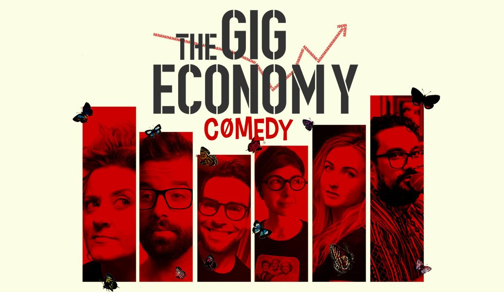 Two Big Canberra Theatre Shows Announced w/ BRASS KNUCKLE BRASS BAND, and cracking comedy night THE GIG ECONOMY