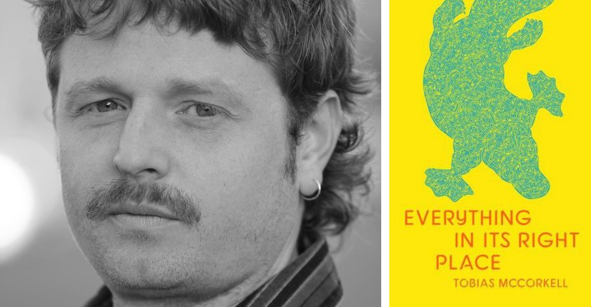[Book Review] Tobias McCorkell's 'Everything In Its Right Place' tackles themes of family, sexuality, class and adolescence with empathy and vitality