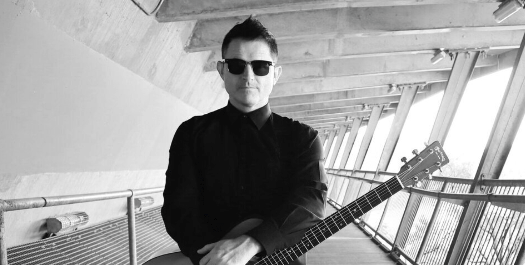 The extraordinary voice of former INXS frontman Ciaran Gribbin returns with 'Let's Change The World'