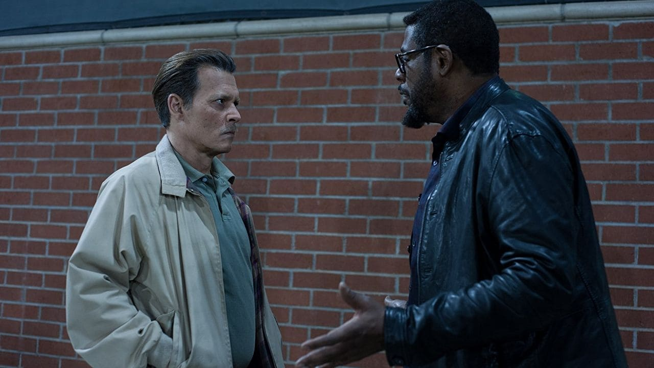 [Film review] Johnny Depp and Forest Whitaker clash in real-life tale CITY OF LIES