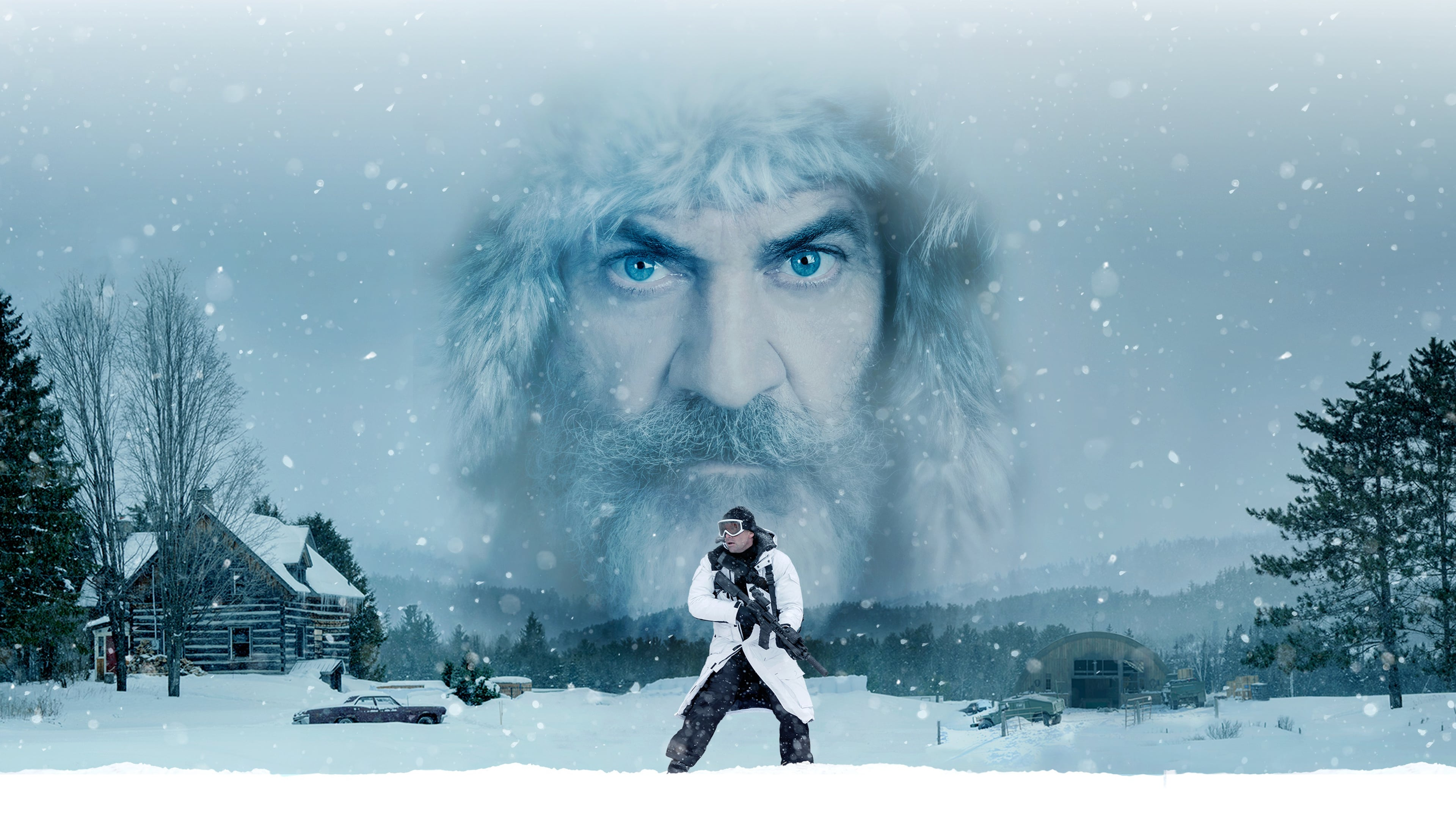 [Film review] FATMAN: Who better to spread the goodwill of the season and peace to all than Mel Gibson?