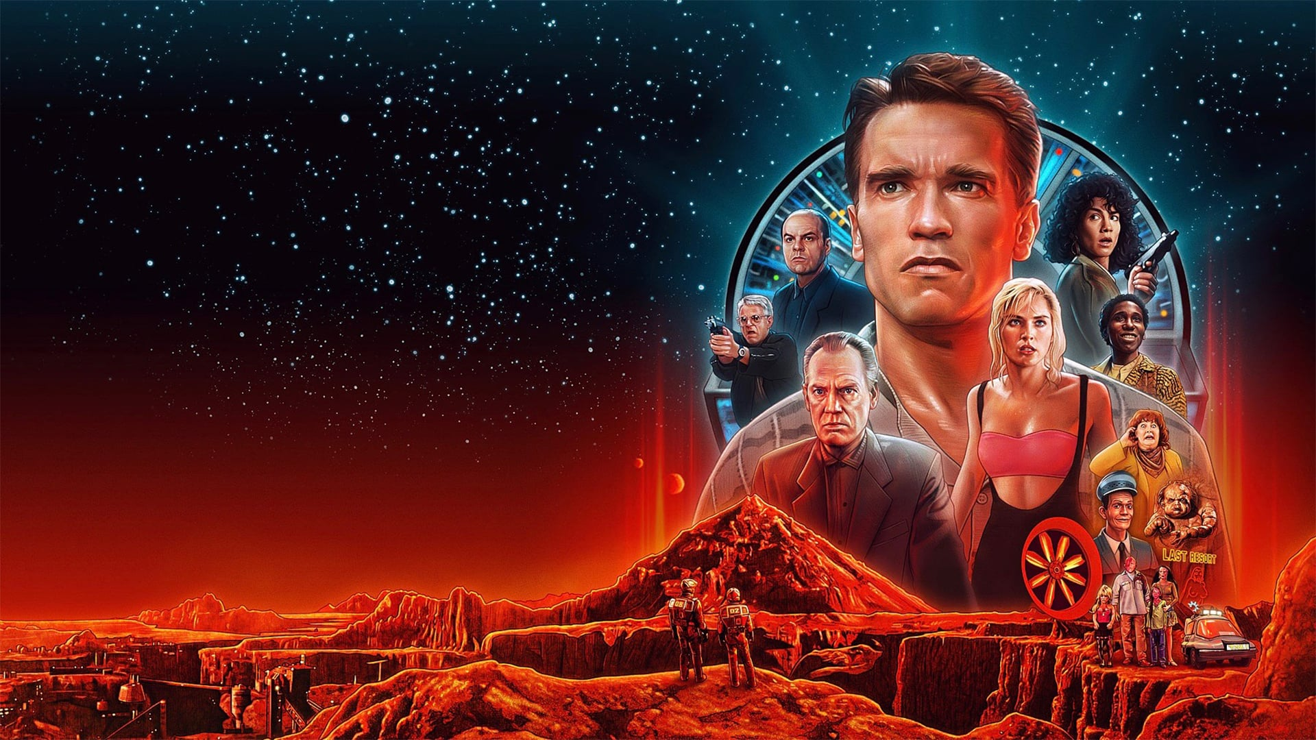 [Film review] Get your arse to Mars all over again with the TOTAL RECALL 30th-ANNIVERSARY REMASTER