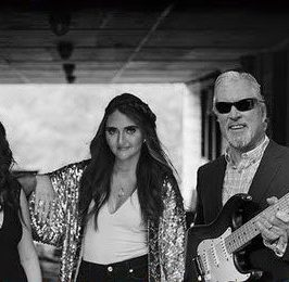 American country, blues, and southern rock erupts in a clash of guitar, violin and vocals when RUSTY GEAR and CALAMITY JANE combine on CHECK IN CHECK OUT BLUES