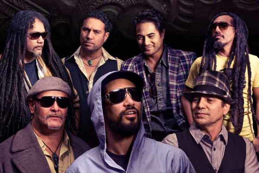 Award-rich NZ reggae/roots group KATCHAFIRE return with a chilled-out celebration of music's unstoppable power in CIRCLE BACK