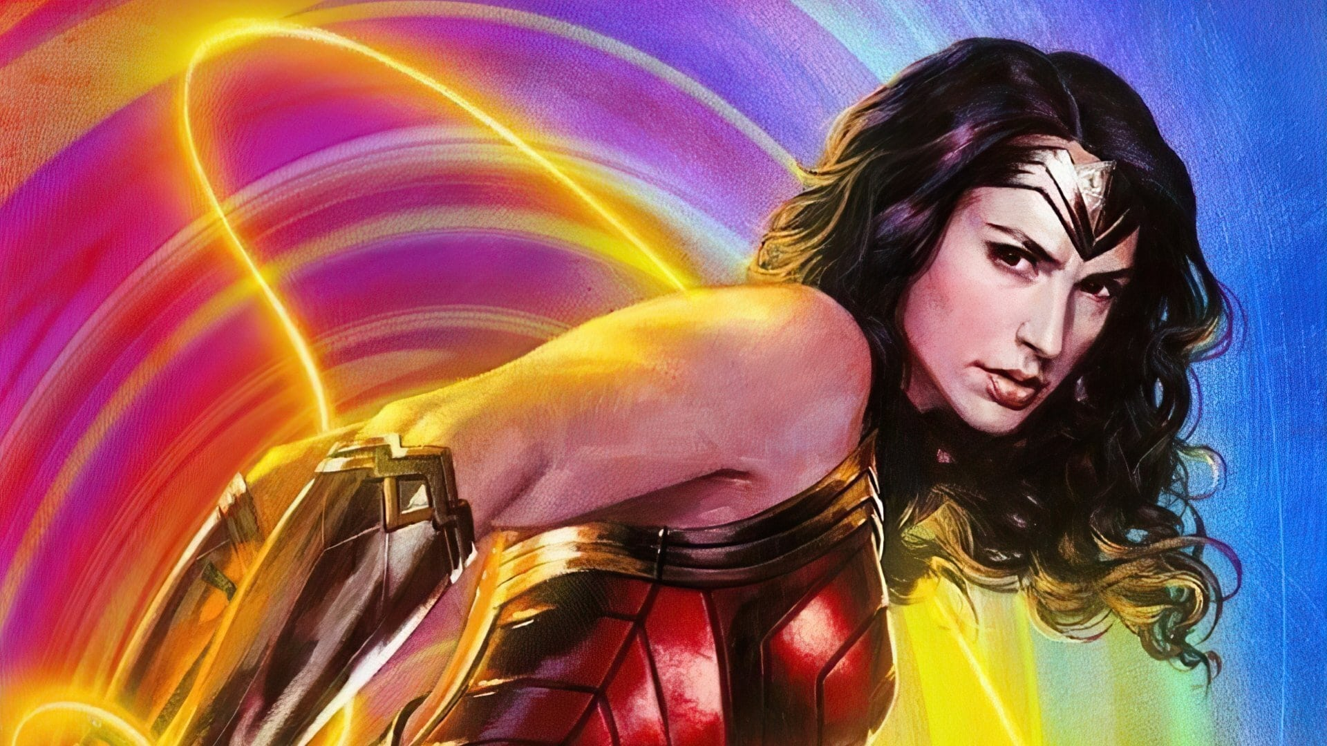 [Film review] Wonder Woman 1984