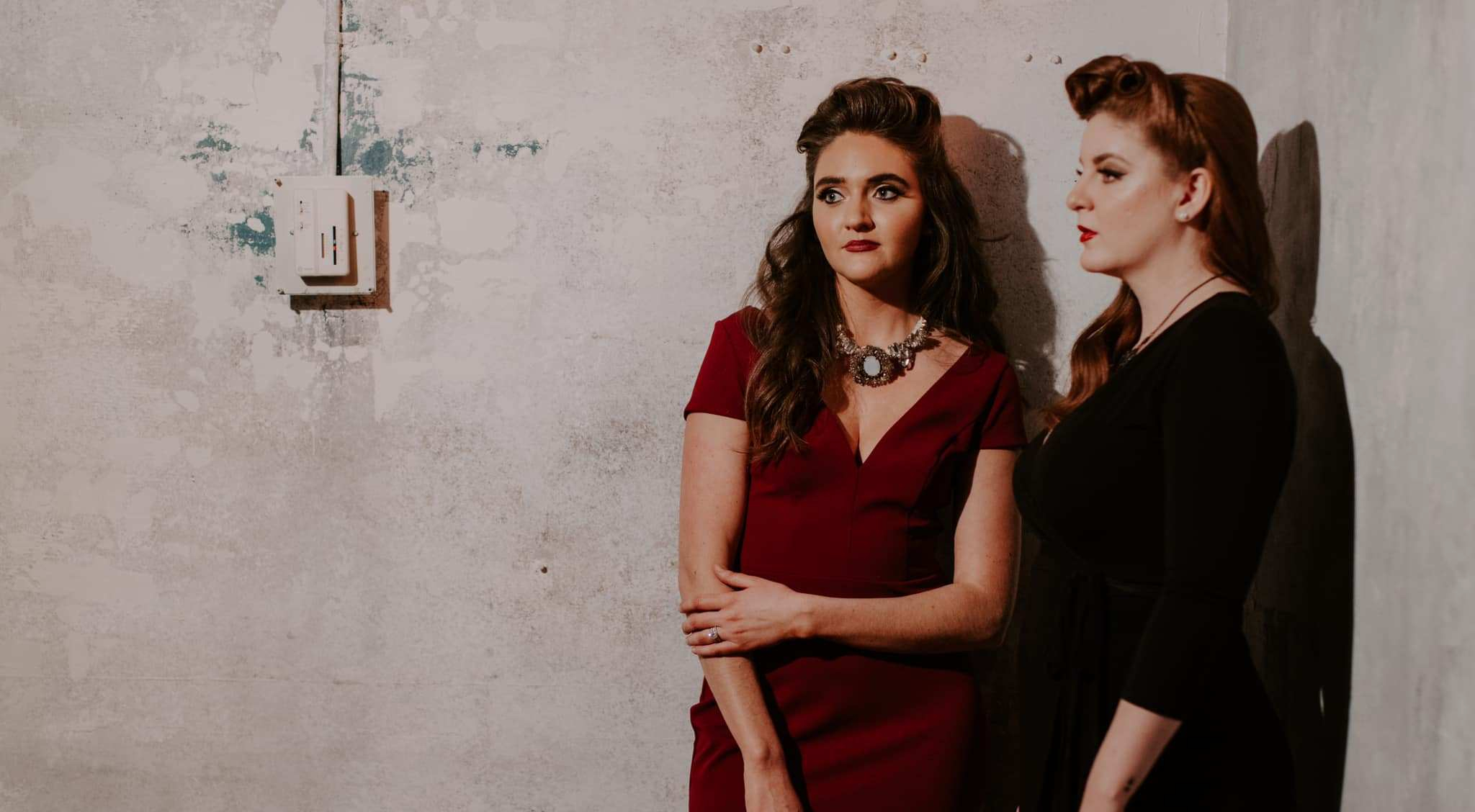 Hard-working duo CALAMITY JANE deliver another clean, clear, country-infused pop hit in GIVE IT ALL AWAY
