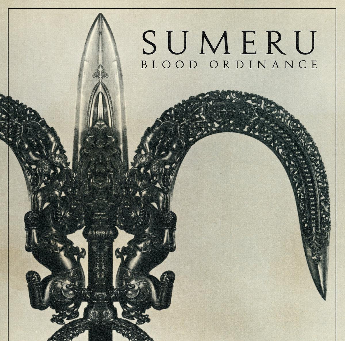 "Sydneysiders SUMERU slam sludgey stoner songs with old school death metal influences in BLOOD ORDINANCE 7"""