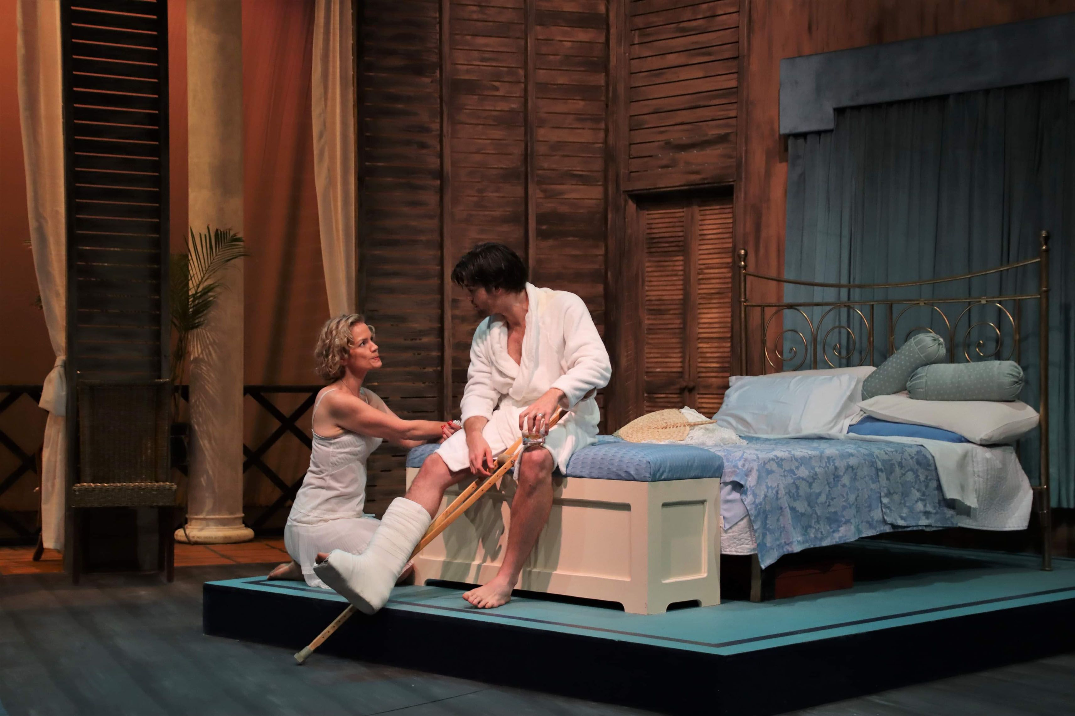 Cat on a Hot Tin Roof — Canberra REP Theatre — Thursday 18 February – Tuesday 6 March 2021