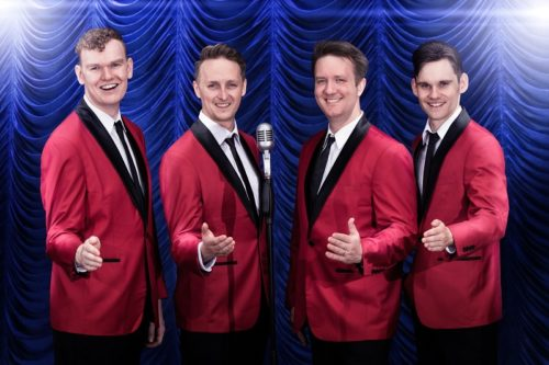 An outstanding cast and dynamic stagecraft lit up Jersey Boys @ Erindale Theatre (13 March)