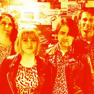 Need garage rock punk with hooks, energy and a steadfast attitude? THE GLYCEREENS have the dose with NEON CITY LIGHTS