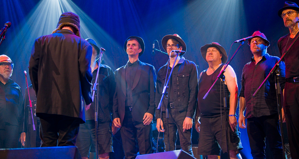 Face to Face With The Spooky Men's Chorale — Saturday 1 May — Gungahlin College Theatre