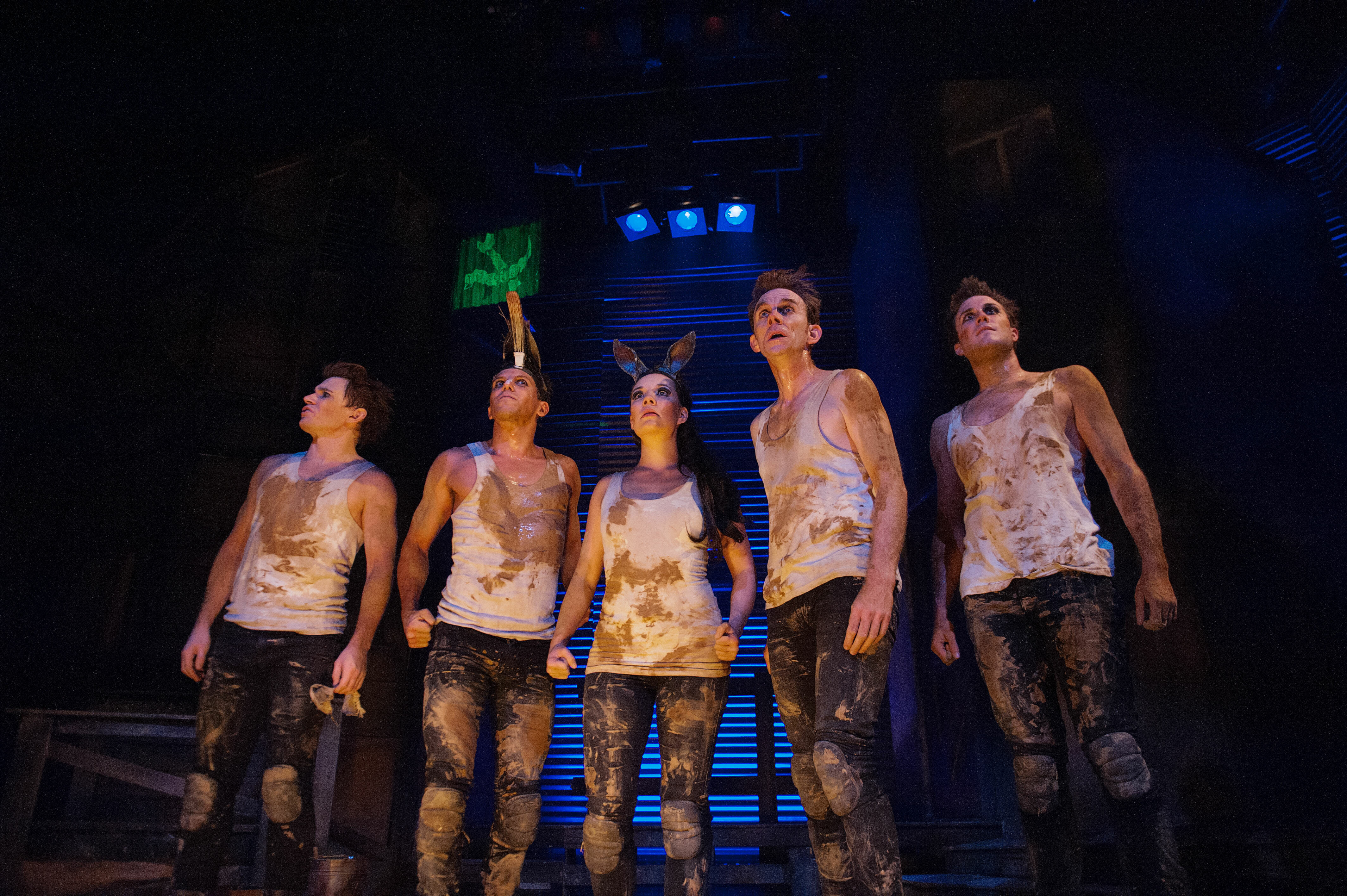 Animal Farm — The Playhouse, Canberra Theatre Centre