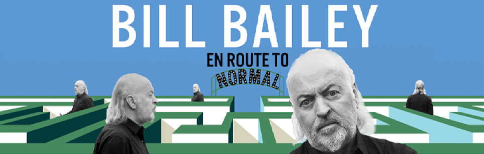 Bill Bailey brings another bout of belly-laughs to Canberra