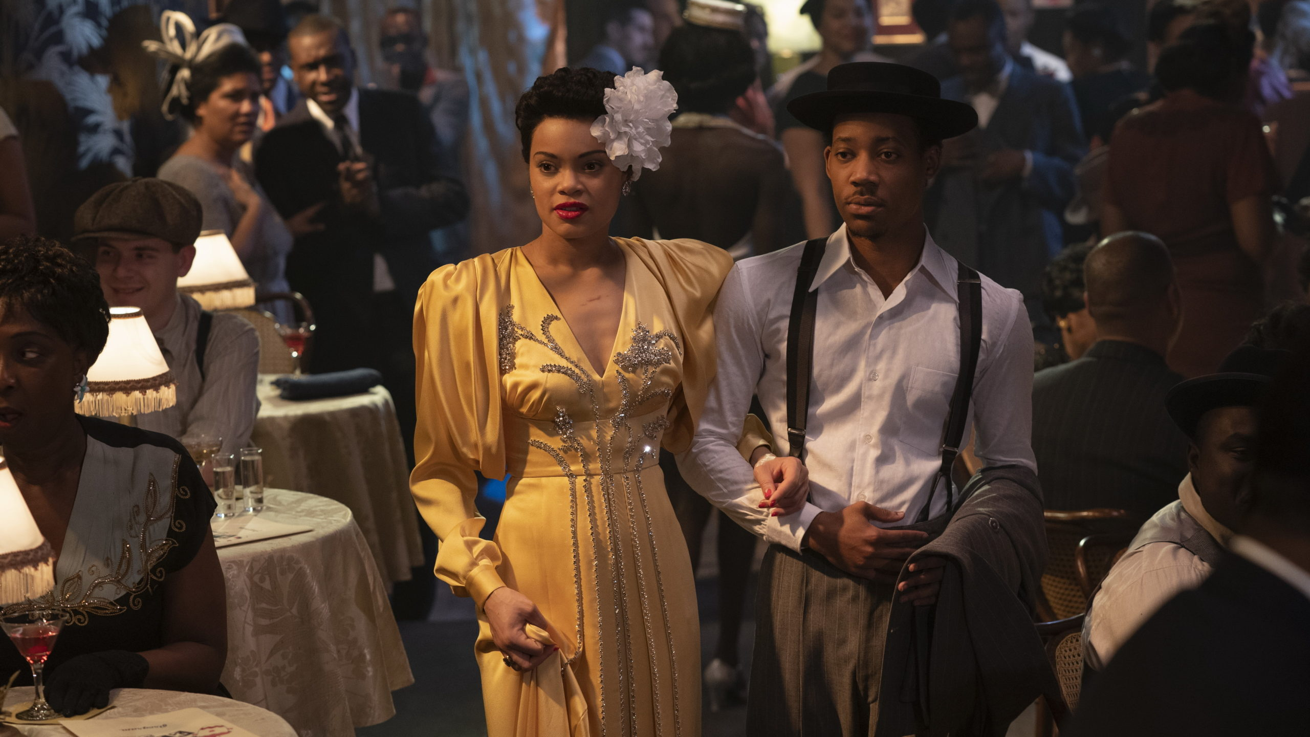 [Film review] The United States vs Billie Holiday