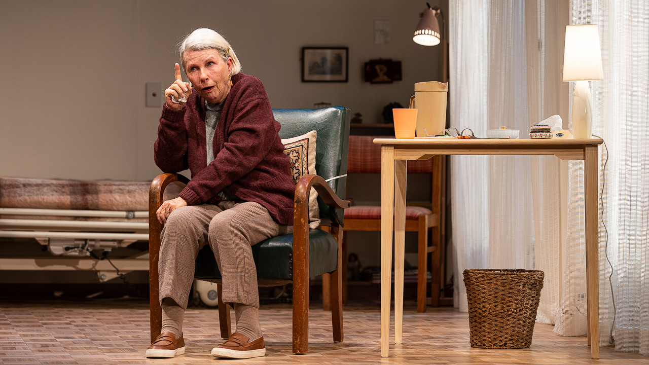A German Life — The Playhouse — Tuesday 11 to Sunday 16 May 2021