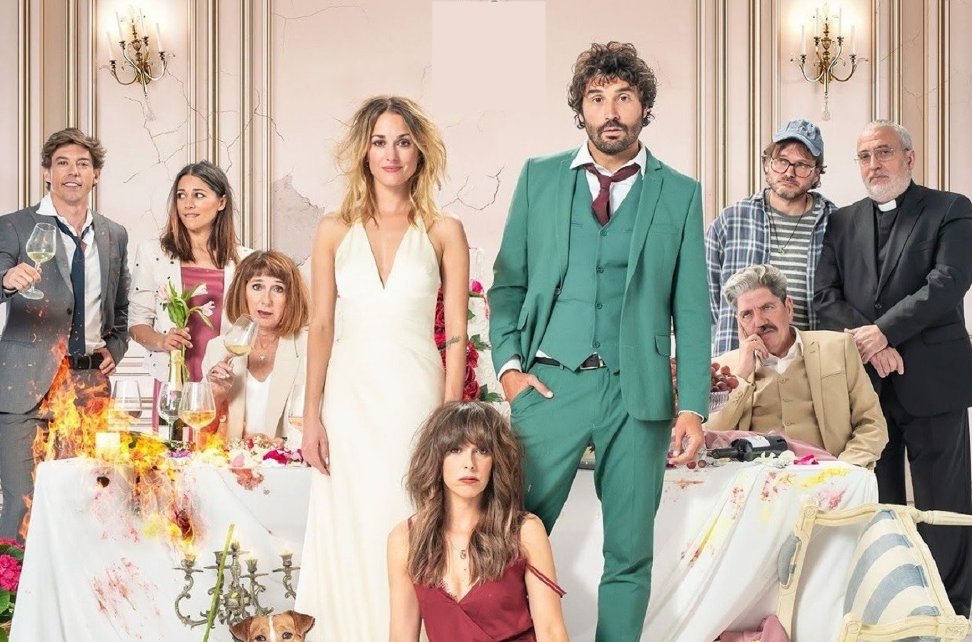 The Wedding Unplanner [Hasta que la boda nos separe] — Moro Spanish Film Festival 2021