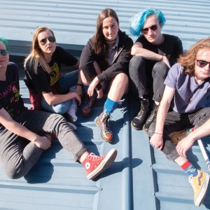A lot more than just punk or grunge, Canberra's CHINS channel concerted energy and self-assuredness on MARGO and BOJACK