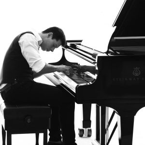 SHAYAN ITALIA: A superstar in the making? The next Elton John? Fevered opinion is flooding in...