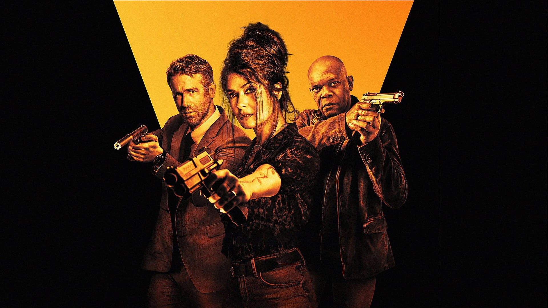 [Film review] The Hitman's Wife's Bodyguard