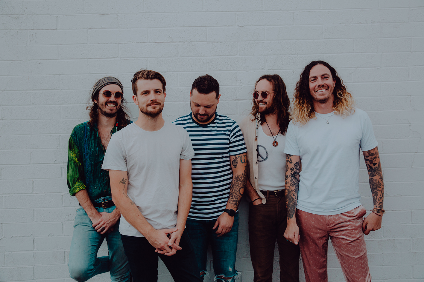 A huge show heralds ten high-achieving years for Canberra's HANDS LIKE HOUSES; we look back and, hopefully, look forward...