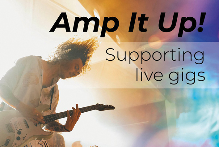 CBR Venues Reveal Their Plans For Amp It Up! Funding