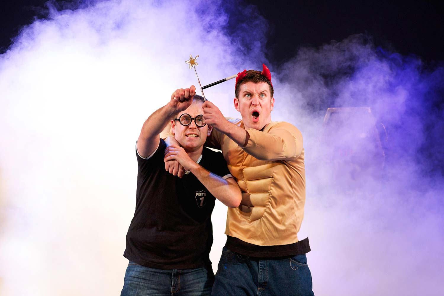 Potted Potter — The Playhouse — Tuesday 13 to Sunday 18 July 2021